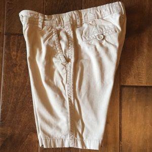 Aeropostale Bottoms - Girls Bermuda Uniform Shorts